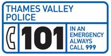 Thames Valley Police phone logo for FOSP website